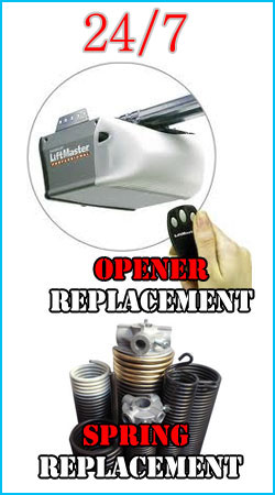 Burnaby Garage Door Repairs Services